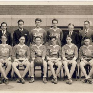 Slatington High School 1927-28 Men's Basketball Team