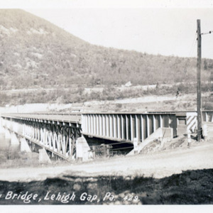Highway Bridge, Lehigh Gap, Pa.