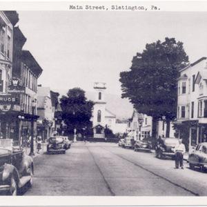 Main Street, Slatington, Pa