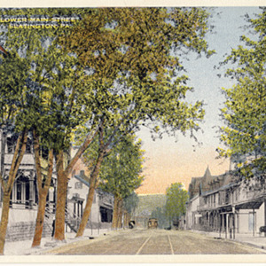 Lower Main Street Slatington PA