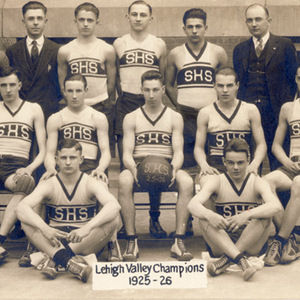 Slatington High School 1925-26 Men's Basketball Team