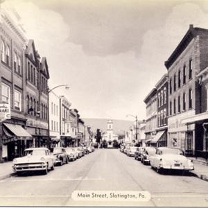 Main Street, Slatington, Pa.