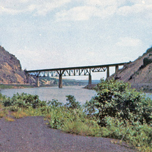 Lehigh Gap LNE Bridge