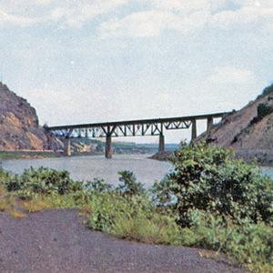 Lehigh Gap LNE Bridge