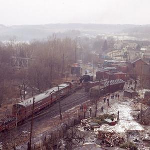 Slatington Train Wreck 1969