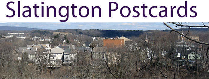 Slatington Postcards