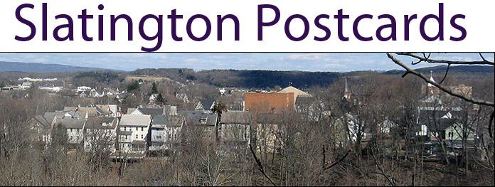 Slatington Postcards