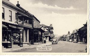 Lower Main Street, Slatington, Pa
