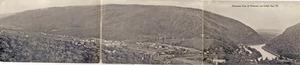 Panoramic View of Palmerton and Lehigh Gap, Pa