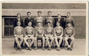 Slatington High School 1927-28 Men's Basketball Team
