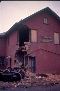 Slatington Train Wreck 1969