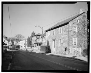 Main Street (Houses), Slatington, Lehigh, PA