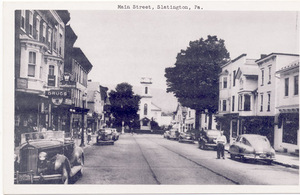 Main Street, Slatington, Pa
